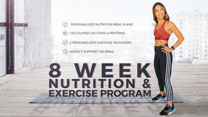 8 Week Personalized Nutrition And Exercise Program