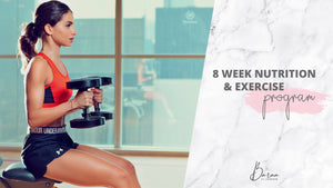 8 Week Nutrition And Exercise Program
