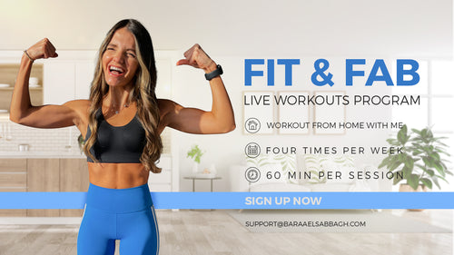 Fit & Fab: A Stronger You In 4 Weeks - Standard Membership