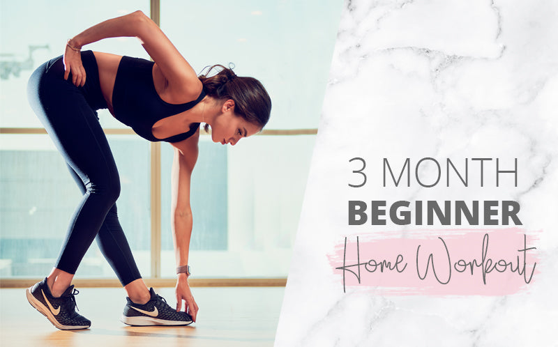 3 Month Beginner Home Workout Program