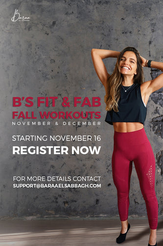 Bs Fit And Fab Fall Workouts