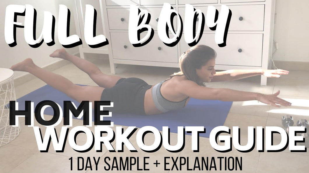 Full Body Home-Workout Guide