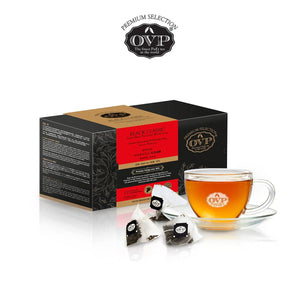 OVP® Gift Box Black Classic Black Tea made in Singapore