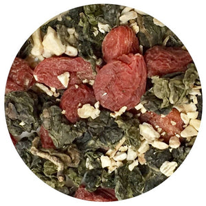 Regenerate - Ginseng, Sun-baked Goji-Berries & High-mountain Oolong Tea