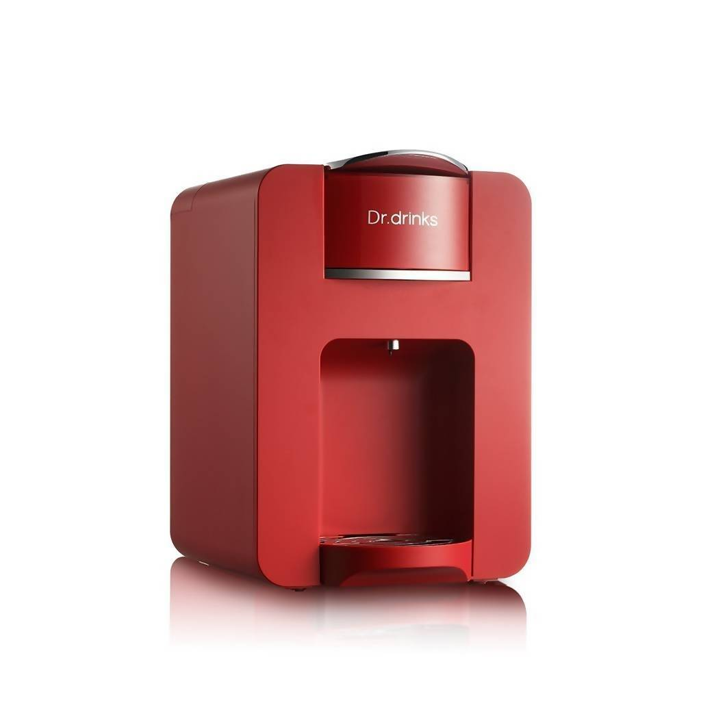 Dr Drinks' Tea Machine (Red)