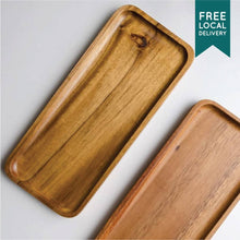 Solid Wooden Tray [Nomadx]