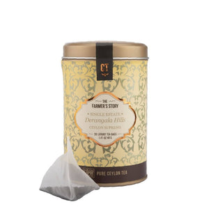 Derangala Hills Ceylon Supreme Tea [Single Estate Luxury Tea Bag series]