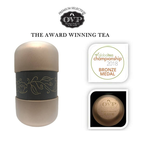 OVP® WOKEN DRAGON™, Award-Winning Jasmine Oolong Tea
