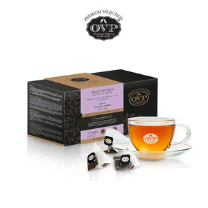 OVP® SWEET SIXTEEN® Osmanthus Black Tea made in Singapore