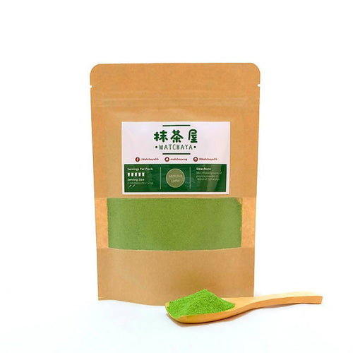 Premium Matcha Milk Powder (抹茶ラテ)