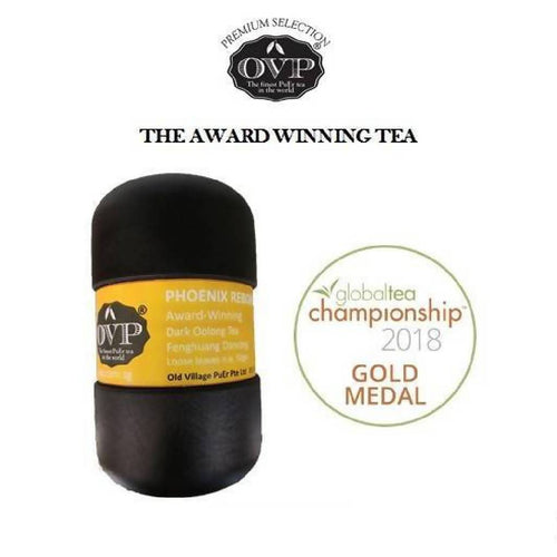 Phoenix Reborn™ Award-Winning Old Village Oolong Dancong Tea