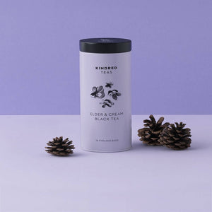 Elder & Cream Black Tea (NomadX)