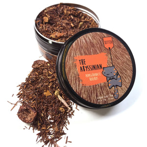 The Abyssinian - Pomegranate Rooibos Tea Tin