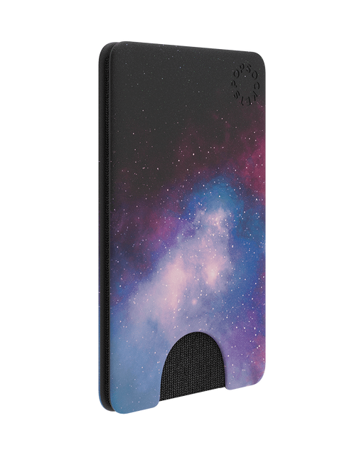 Blue Galaxy PopWallet