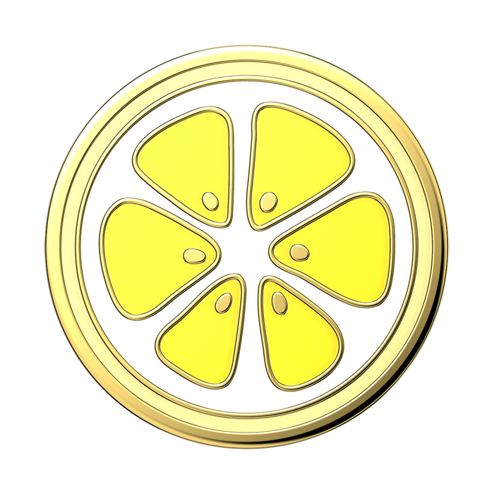 Lemon Slice Enamel