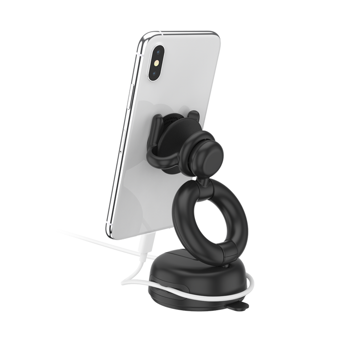 PopMount 2 Dash & Desk Mount Black