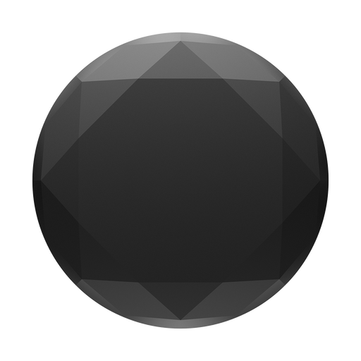 Metallic Diamond Black