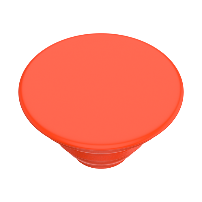 Neon Electric Orange
