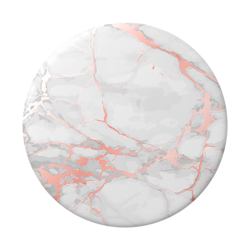 Rose Gold Lutz Marble