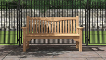 MCC Teak Bench 4 Seater  - Chic Teak® | Luxury Teak Furniture
