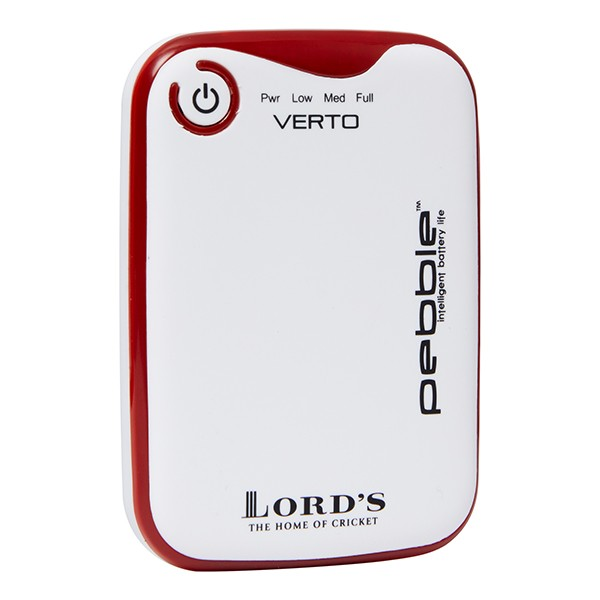 LORD'S PEBBLE VERTO PHONE CHARGER