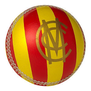 FULL COLOUR STRIPED SOUVENIR CRICKET BALL