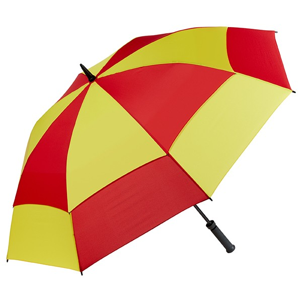 STORMSHIELD VENTED-CANOPY FULL COLOUR UMBRELLA