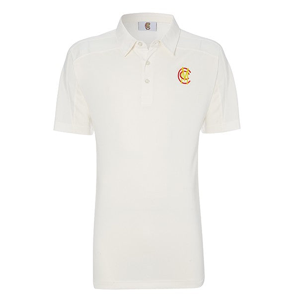 SHORT-SLEEVED CRICKET SHIRT