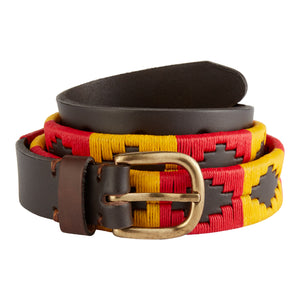 NARROW POLO BELT