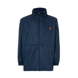 WATERPROOF JACKET WITH FLEECE LINING