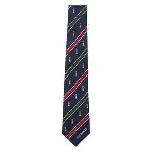 LORD'S ASHES URN SILK TIE