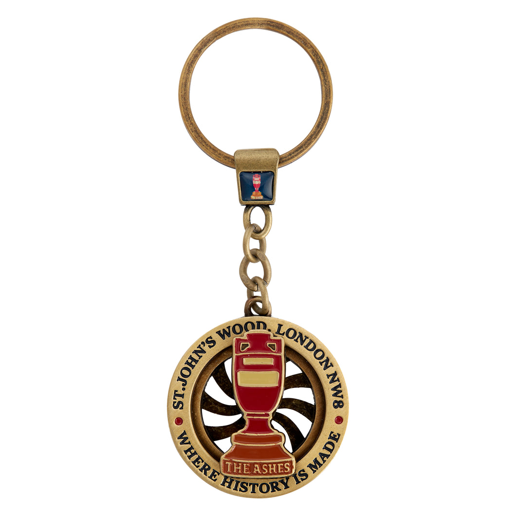 LORD'S ASHES URN SPINNER KEY RING