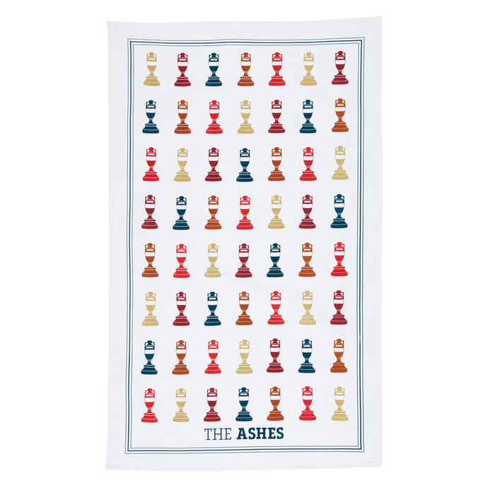 LORD'S ASHES URN TEA TOWEL