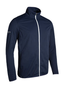 MEN'S STORM BLOC. ® PERFORMANCE ZIP FRONT LIGHTWEIGHT WATER REPELLENT JACKET - 'ELRICK'