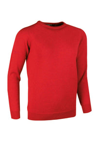 LADIES' CREW NECK LAMBSWOOL SWEATER - 'ESTHER'