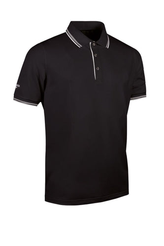 MEN'S TIPPED PERFORMANCE PIQUÉ POLO SHIRT - 'ETHAN'