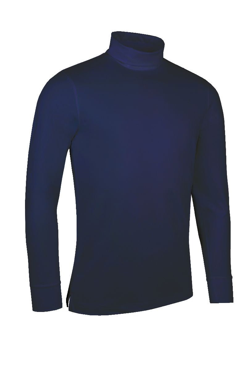 MEN'S PERFORMANCE ROLL NECK LONG SLEEVE SHIRT - 'FRASER'