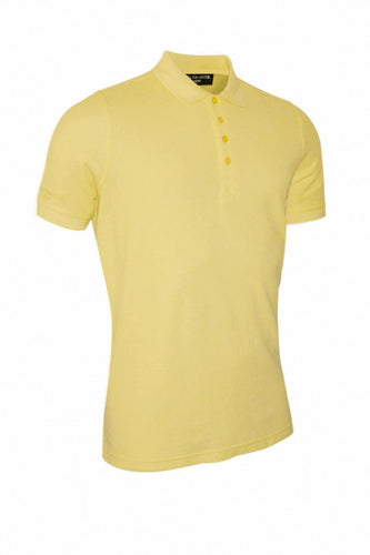 MEN'S COTTON PIQUÉ POLO SHIRT - 'KINLOCH'