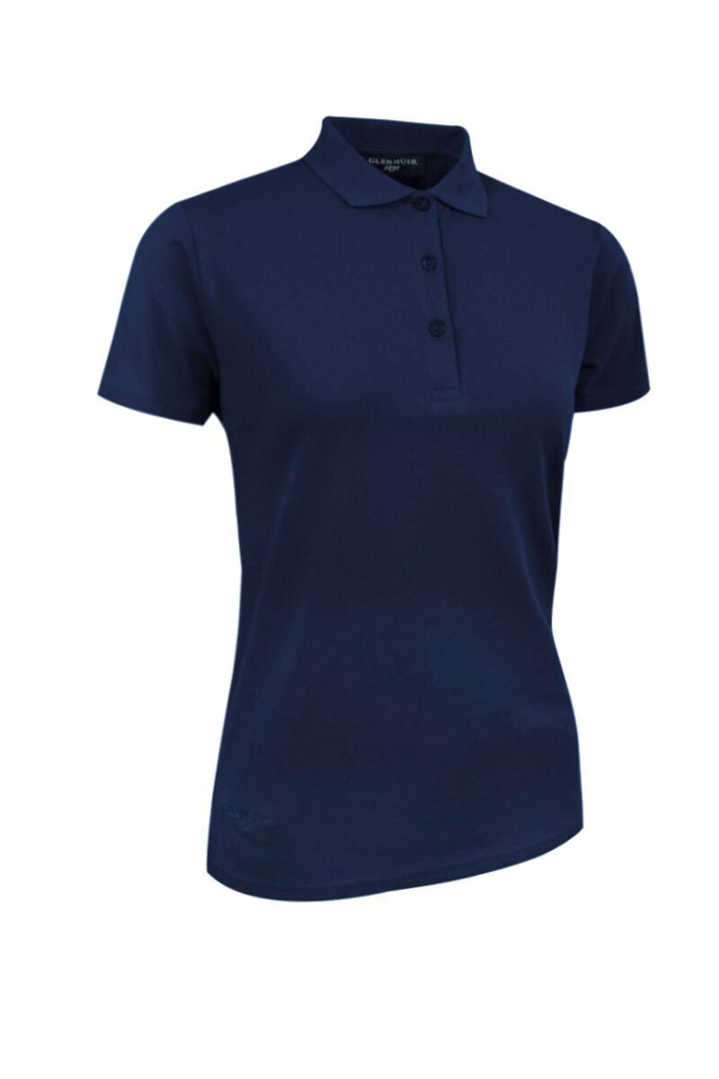 LADIES' COTTON PIQUÉ POLO SHIRT - 'SOPHIE'