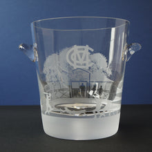 MCC GLASS CHAMPAGNE COOLER