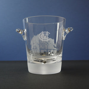 MCC GLASS ICE BUCKET