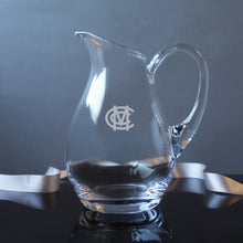 MCC GLASS WATER JUG
