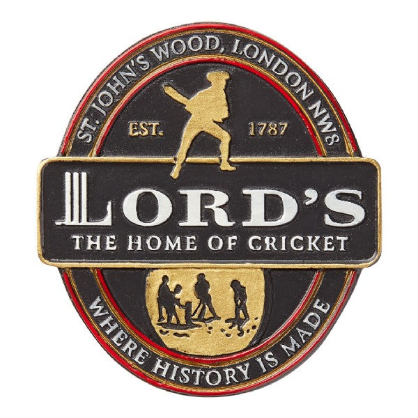 LORD'S HERITAGE OVAL FRIDGE MAGNET