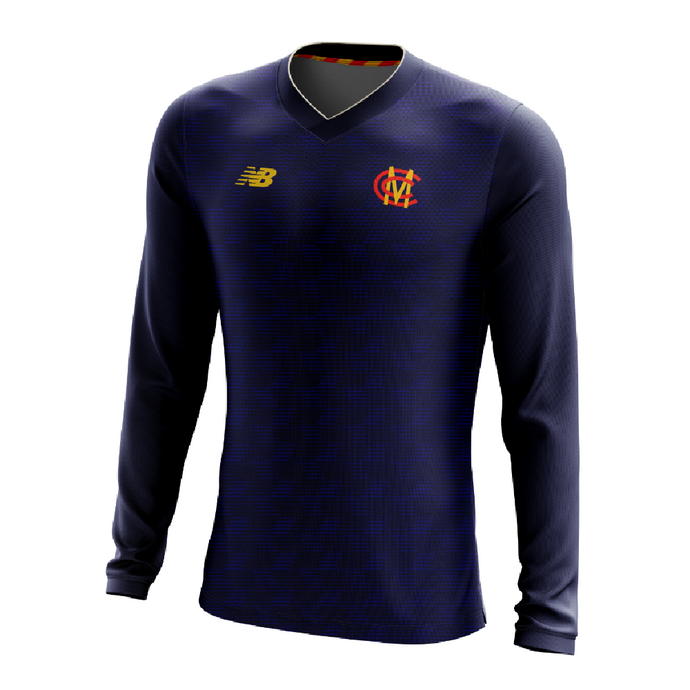 NEW BALANCE COLOURED CRICKET SWEATER (MCC-A-Subl-Sweater)