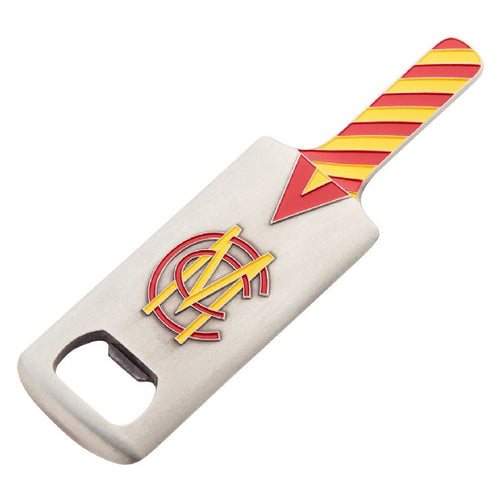 MCC CRICKET BAT BOTTLE OPENER & MAGNET