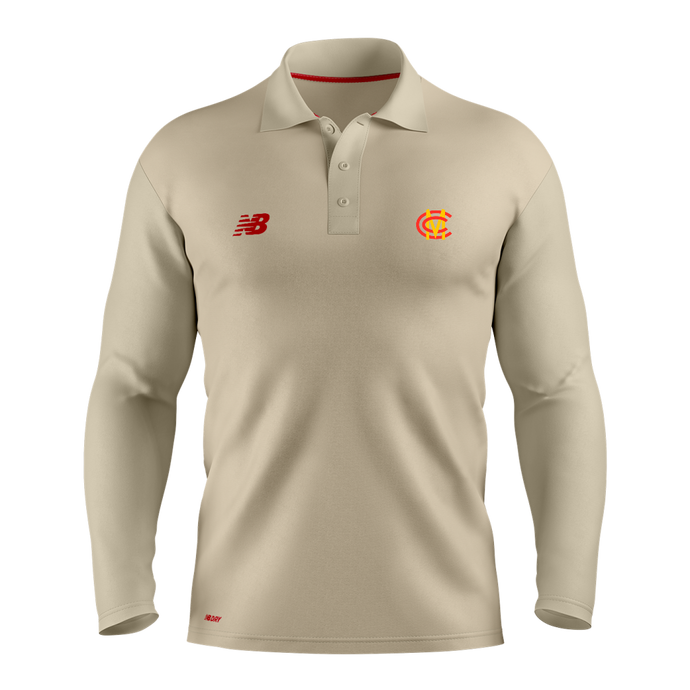 NEW BALANCE CRICKET SHIRT LONG SLEEVE (MCC-A-7020) INTRODUCTORY PRICE OF 33% OFF*