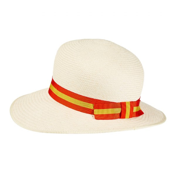 LADY MEMBERS' GENUINE PANAMA HAT
