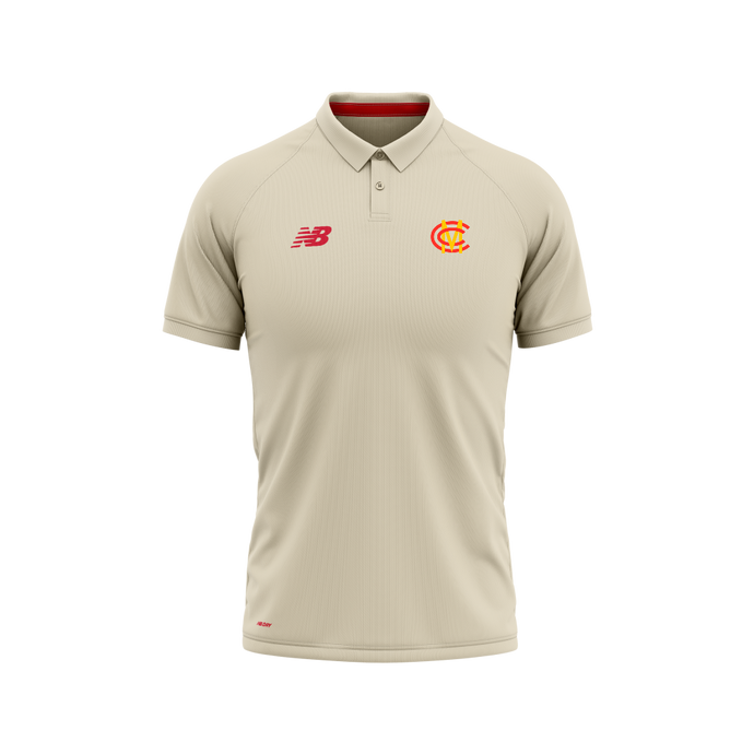 NEW BALANCE SHORT SLEEVE CRICKET SHIRT (MCC-A-7019) INTRODUCTORY PRICE OF 33% OFF*