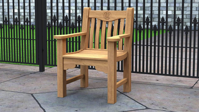MCC Teak Chair  - Chic Teak® | Luxury Teak Furniture