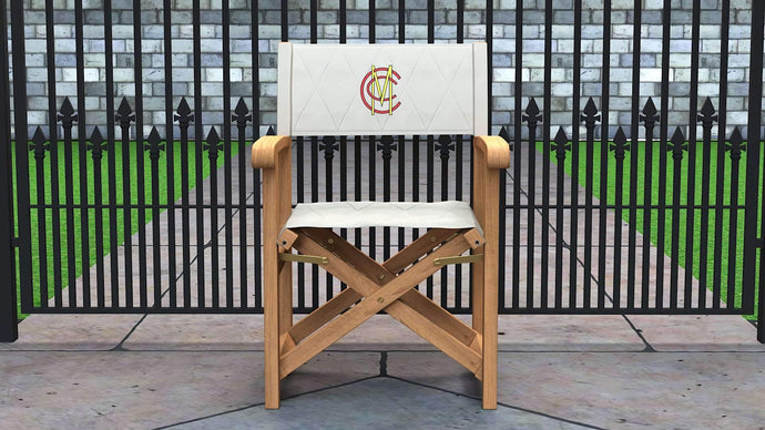 MCC Teak Directors Chair  - Chic Teak® | Luxury Teak Furniture